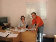 Russian classes at Echo Eastern Europe School