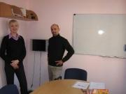 Russian language classes at Echo Eastern Europe School